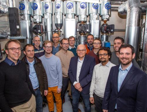"""Forschungsprojekt """"KINERGY"""": Startschuss für mehr Effizienz von Heizungsanlagen in Deutschland"""